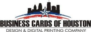 Business Cards of Houston Design & Order line